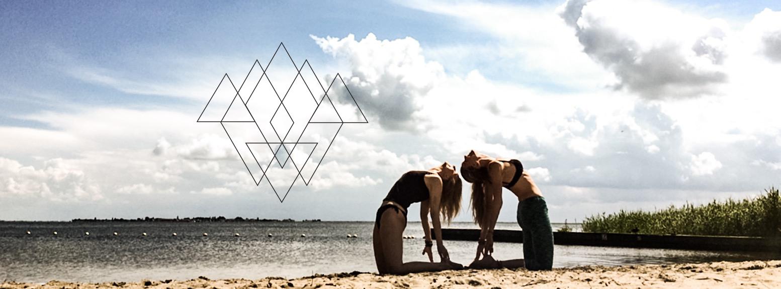 Strand Yoga Hemmeland Monnickendam